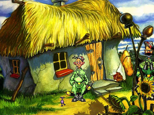Петька (серия игр) — Википедия